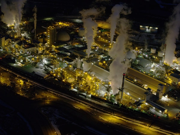 Complex Technology Cctv For Factories