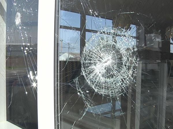 Complex Technology Cctv Retail Broken